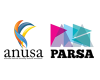 ANUSA and PARSA logos