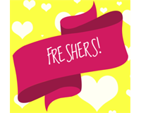 Freshers' Week Top Tips banner image