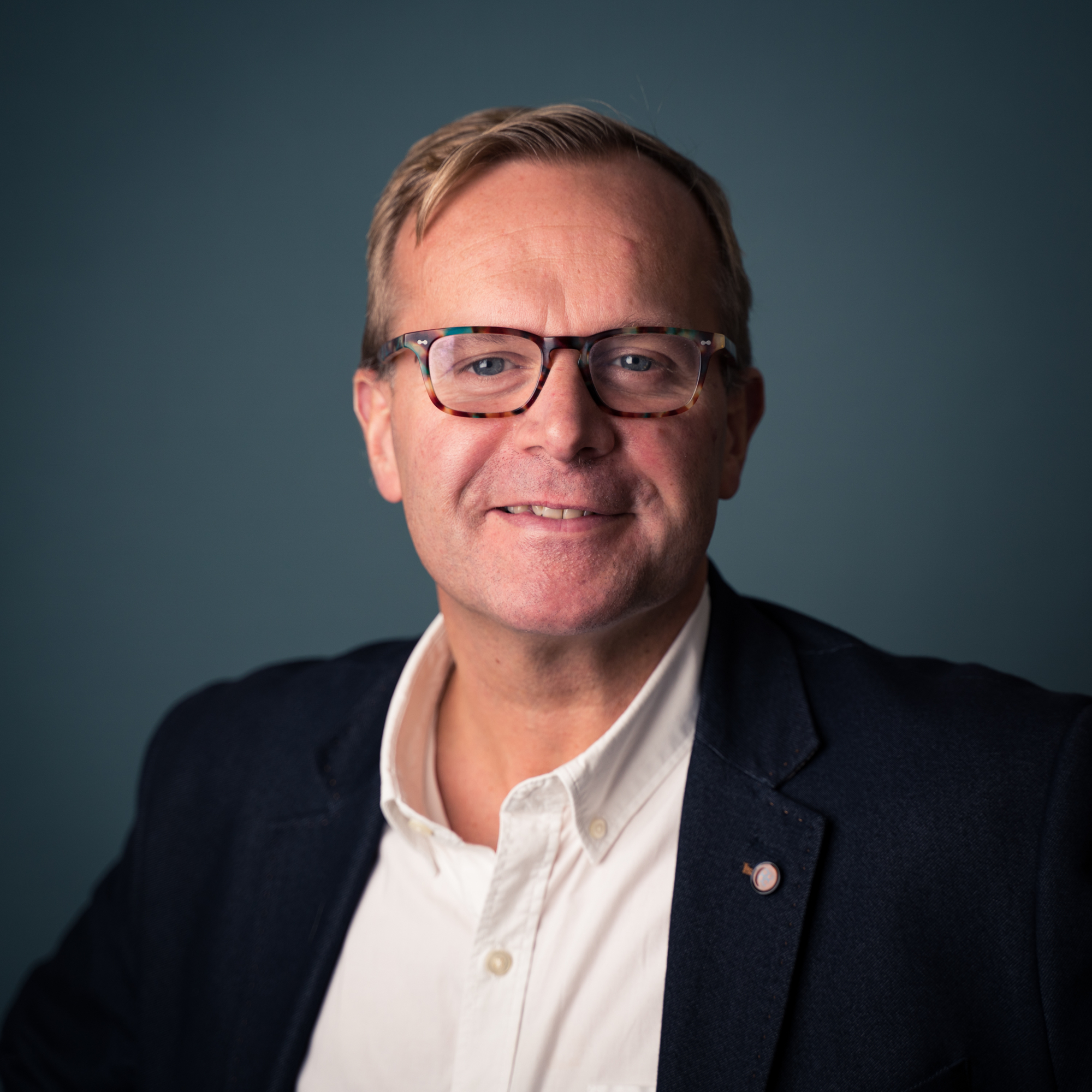 Image of Gary Bryant, MSL Chief Executive