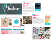 Heriot-Watt Students' Union online Christmas Fair