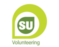 KeeleSU Volunteering logo