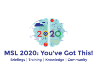 MSL 2020: You've Got This! branding image