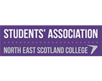 North East Scotland College Students' Association logo