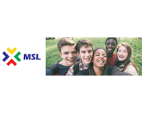 Volunteers image with MSL logo